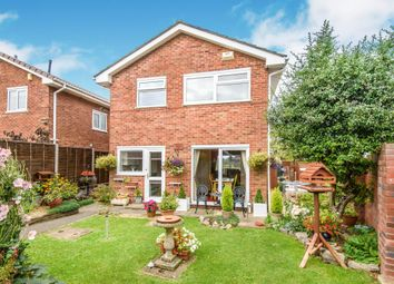 Thumbnail 3 bedroom detached house for sale in Finch Road, Chipping Sodbury, Bristol