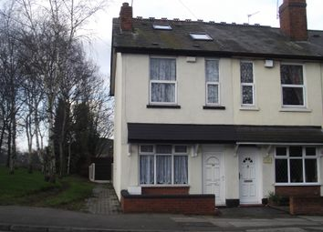 Thumbnail 4 bed terraced house to rent in Rosehill, Willenhall
