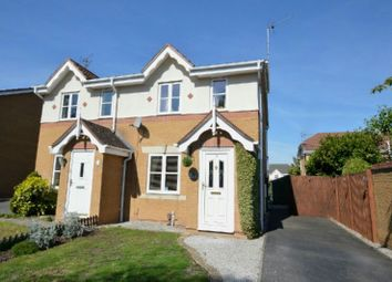 Thumbnail 2 bed semi-detached house for sale in Haskell Close, Thorpe Astley, Leicester
