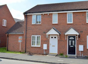 Thumbnail 3 bed end terrace house for sale in Hornchurch Road, Bowerhill, Melksham