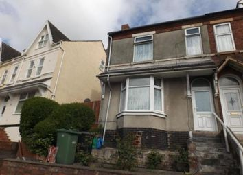 Thumbnail 4 bed terraced house for sale in Himley Rd, Dudley, West Midlands