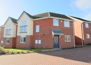 Thumbnail 3 bed semi-detached house for sale in Selby Street, Weston Coyney, Stoke-On-Trent