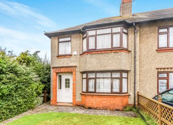 Thumbnail 3 bedroom end terrace house for sale in The Headlands, Abington, Northampton