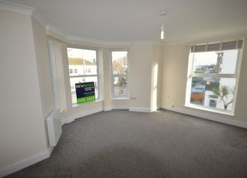 Thumbnail 2 bed flat to rent in East Street, Newquay