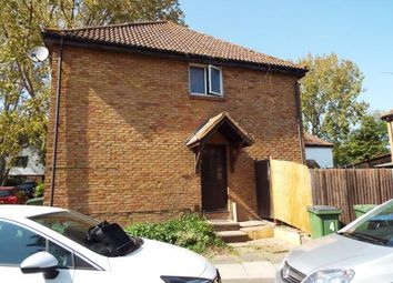 Thumbnail 2 bed end terrace house for sale in Bertrand Way, Thamesmead, London, Uk