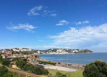 Thumbnail 2 bed flat for sale in Underhill Road, Torquay, Devon