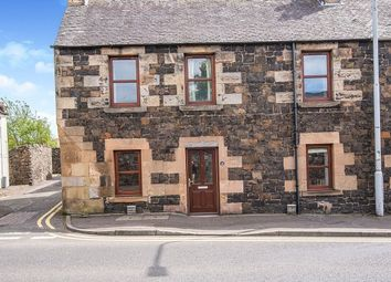 Thumbnail 3 bed terraced house to rent in Cupar Road, Auchtermuchty, Cupar