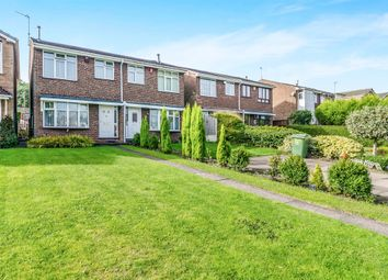 Thumbnail 3 bedroom semi-detached house for sale in Sedgley Road, Woodsetton, Dudley