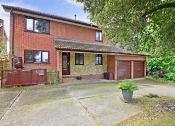 Thumbnail 3 bed detached house for sale in Ampthill Road, Ryde, Isle Of Wight