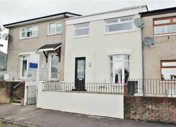 Thumbnail 3 bedroom terraced house for sale in Black Mountain Parade, Belfast, County Antrim
