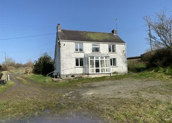 Thumbnail 3 bed country house for sale in Llanycefn, Clynderwen