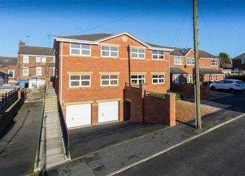 Thumbnail 2 bed block of flats for sale in Poplar Avenue, Kirkham, Preston