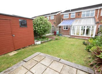 Thumbnail 4 bed semi-detached house for sale in Huntingdon Crescent, Burton-Upon-Stather, Scunthorpe