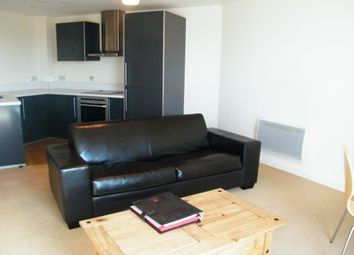 Thumbnail 1 bedroom flat to rent in Havannah Street, Cardiff