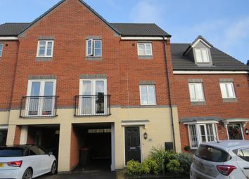 Thumbnail 3 bed town house for sale in Owston Road, Annesley, Nottingham