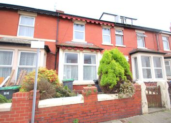 Thumbnail 3 bedroom terraced house for sale in Palatine Road, Blackpool
