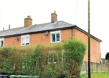 2 bed end terrace house for sale in Aldermaston Road, Sherborne St. John, Basingstoke RG24