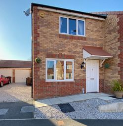 Thumbnail 2 bed semi-detached house for sale in Oakdale Drive, South Elmsall, Pontefract