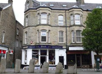 Thumbnail 1 bed flat to rent in Spring Gardens, Buxton
