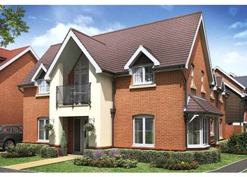 Thumbnail 4 bedroom detached house for sale in Perimeter Road, Woodley, Reading