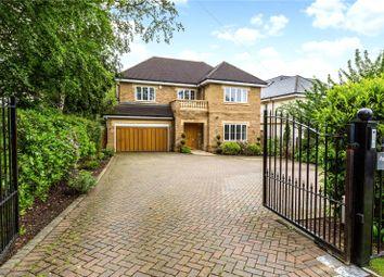 Thumbnail 6 bedroom detached house for sale in Fulmer Drive, Gerrards Cross, Buckinghamshire