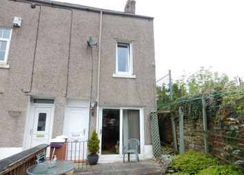 Thumbnail 2 bed end terrace house for sale in 6 Melbourne Terrace, High Harrington, Workington, Cumbria
