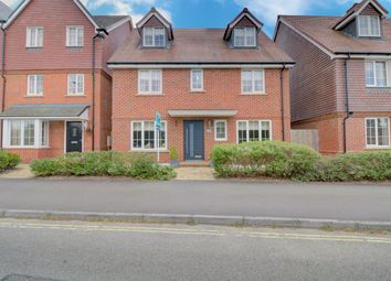 Thumbnail 5 bed detached house for sale in Canada Way, Liphook