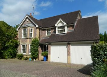 Thumbnail 4 bed property to rent in Chaffinch Close, Horsham