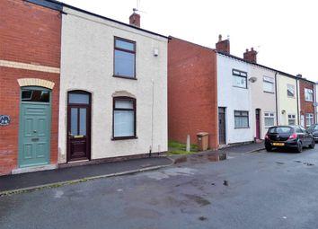 Thumbnail 2 bed end terrace house for sale in Barton Street, Golborne, Warrington