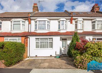 3 bed terraced house for sale in Oakleigh Gardens, Whetstone, London N20