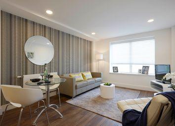Thumbnail 2 bedroom flat to rent in Xchange Point, Market Road, Islington