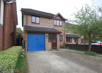 Thumbnail 3 bed detached house for sale in Stable Close, Stanway, Colchester