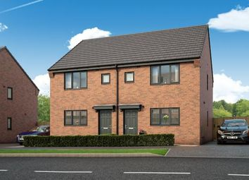 "Thumbnail 3 bed property for sale in ""The Hexham At Timeless"" at York Road, Leeds"