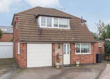 Thumbnail 3 bed detached house for sale in Bronte Farm Road, Shirley, Solihull