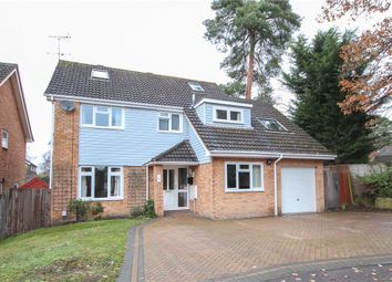 Thumbnail 5 bed detached house for sale in Tavistock Road, Fleet