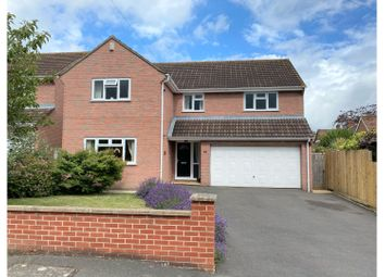 Thumbnail 4 bed detached house for sale in Home Drive, Yeovil