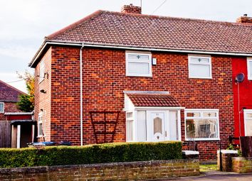 Thumbnail 3 bed semi-detached house to rent in Langridge Close, Berwick Hills, Middlesbrough