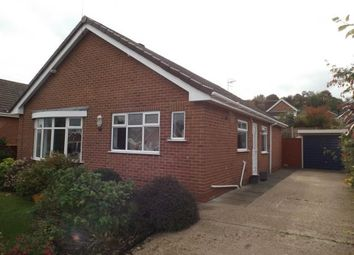 Thumbnail 2 bedroom bungalow for sale in Dormy Close, Radcliffe-On-Trent, Nottingham