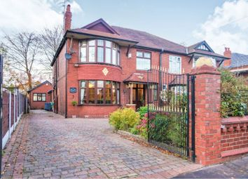 Thumbnail 6 bed semi-detached house for sale in Wilbraham Road, Manchester