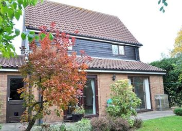Thumbnail 3 bedroom link-detached house for sale in Whinfield, Martlesham