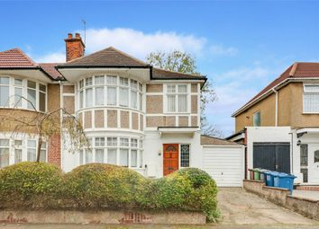 Thumbnail 3 bed semi-detached house to rent in Christchurch Gardens, Harrow