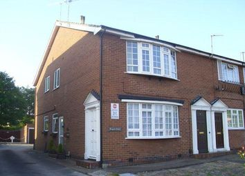 Thumbnail 2 bed flat to rent in Wollaton Road, Notthingham