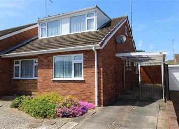 Thumbnail 3 bed semi-detached house for sale in Hexworthy Avenue, Styvechale, Coventry