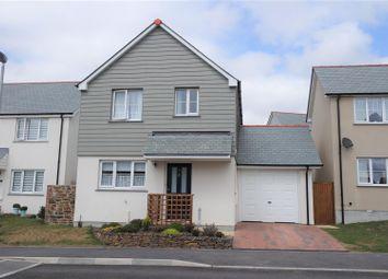 Thumbnail 3 bed detached house for sale in Beechwood Drive, Dobwalls, Liskeard