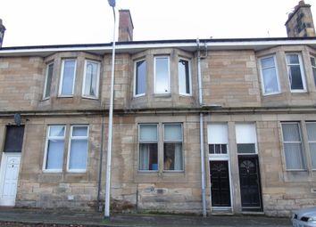 Thumbnail 1 bed flat for sale in Garturk Street, Whifflet, Coatbridge