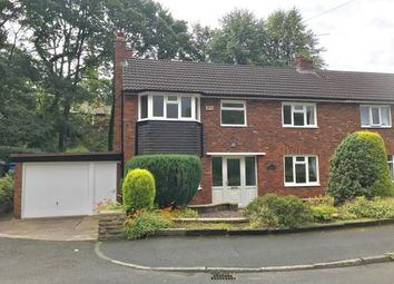 Thumbnail 3 bed semi-detached house for sale in Early Bank, Stalybridge, Greater Manchester