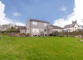 Thumbnail 4 bed detached house for sale in Church Lane, St Mellion