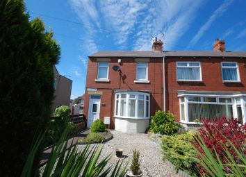 Thumbnail 3 bed terraced house for sale in Bridge Terrace, Stakeford, Choppington