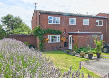 Thumbnail 3 bed end terrace house for sale in Mendip Close, Dudley