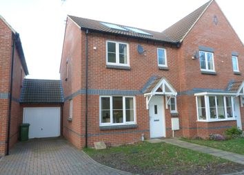 Thumbnail 3 bedroom semi-detached house to rent in Orchard Close, Bredon, Tewkesbury